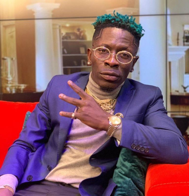 Don't publish my songs for free downloads - Shatta Wale pleads with bloggers ahead of his 'Gift of God' Album release