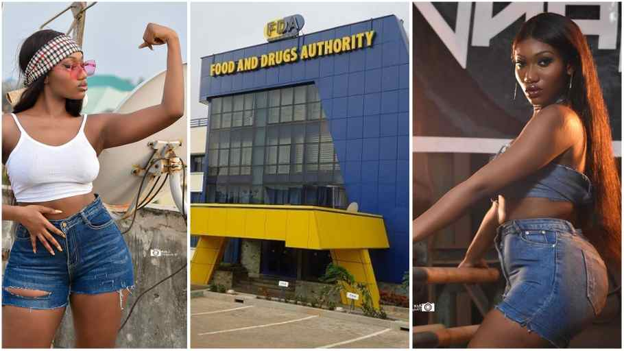 Go to court if you like - FDA tells angry Ghanaian celebrities over ban on alcoholic beverages advertisement