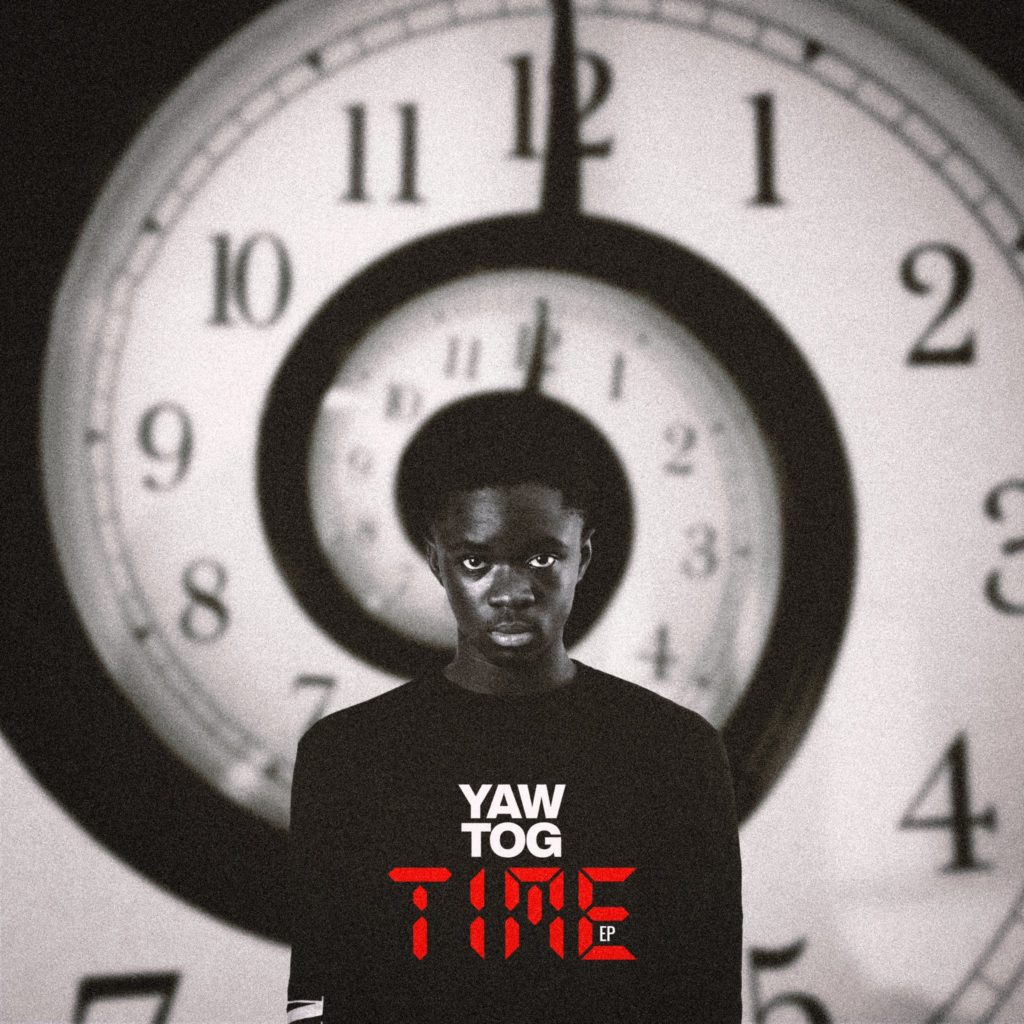 Hip Hop star Yaw Tog set to Release his debut EP 'TIME'