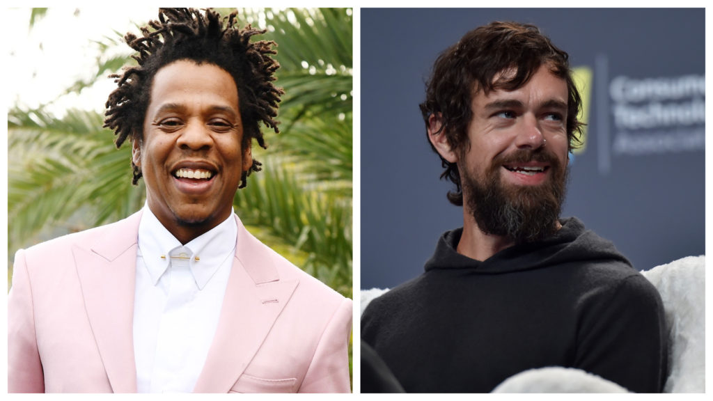 Jack Dorsey square acquires majority of JayZ's streaming service, Tidal