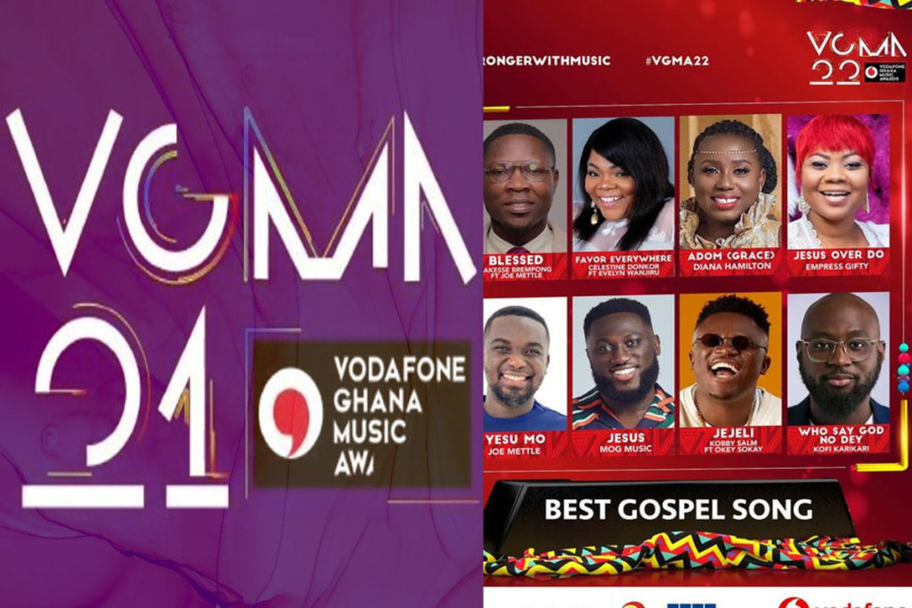 2022 VGMA Nominees List: Adina Sets Record With Nine Nominations.