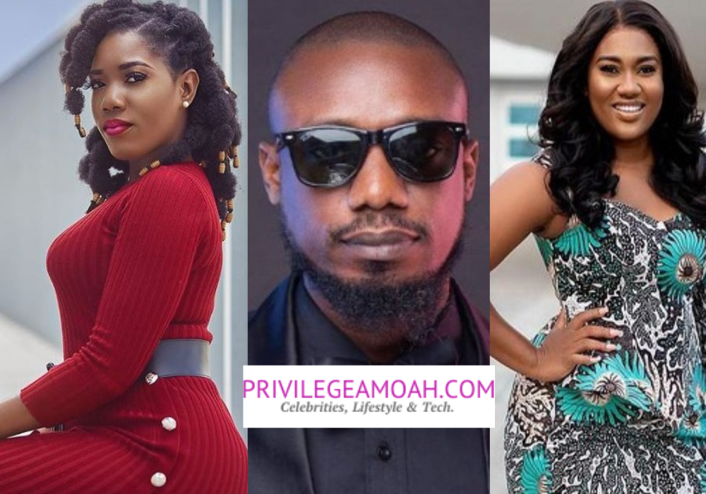 I Am Serving It Hot, It's Lick It Wednesday - Victoria Lebene Smartly Reacts To Abena Korkor's Comments