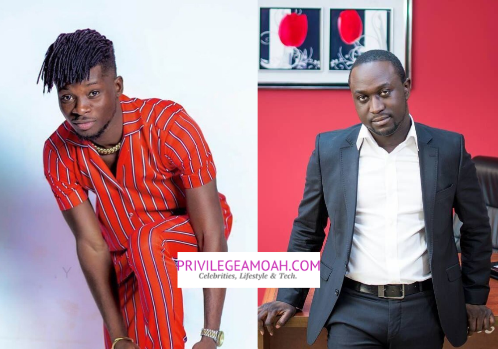 Kuami Eugene's Alleged Stolen Song Was Released Before The Claimant's - Richie Mensah
