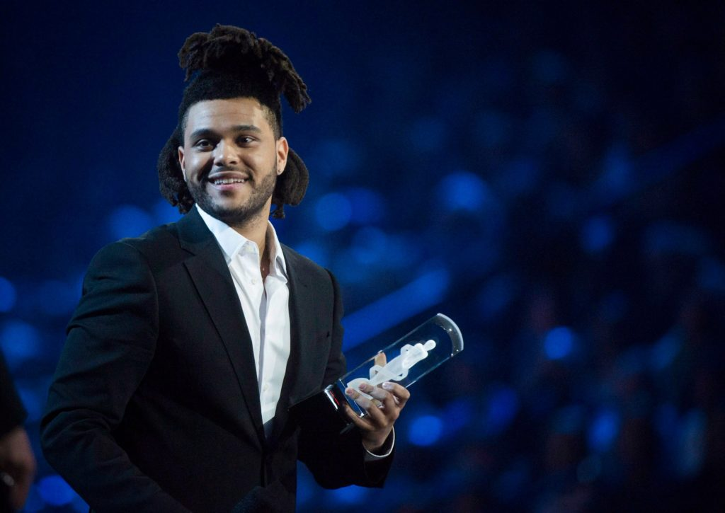 The Weekend Wins Three 2021 Juno Awards on First Night of Ceremony