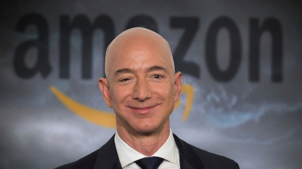 World's Billionaire Jeff Bezos To Fly To Space On A Space Flight Developed By His Own Company, Blue Origin