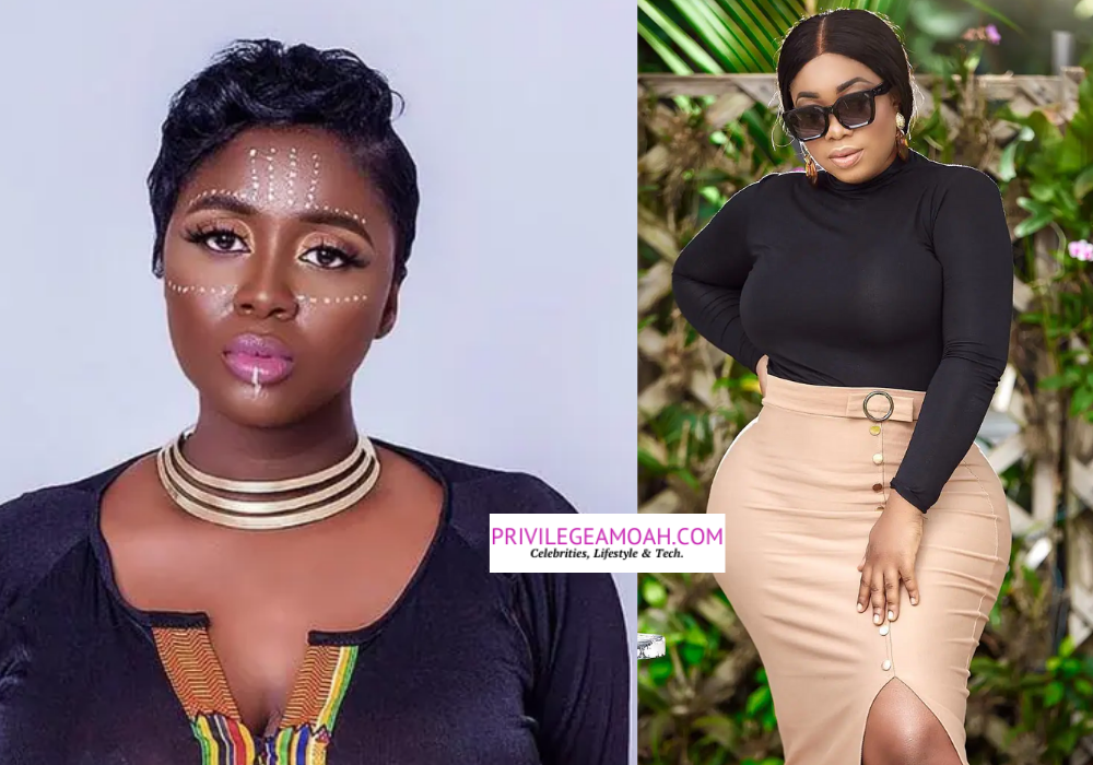 Princess Shyngle Narrates How Moesha Boduong Saved Her life When She Was Depressed And Nearly Committed Suicide