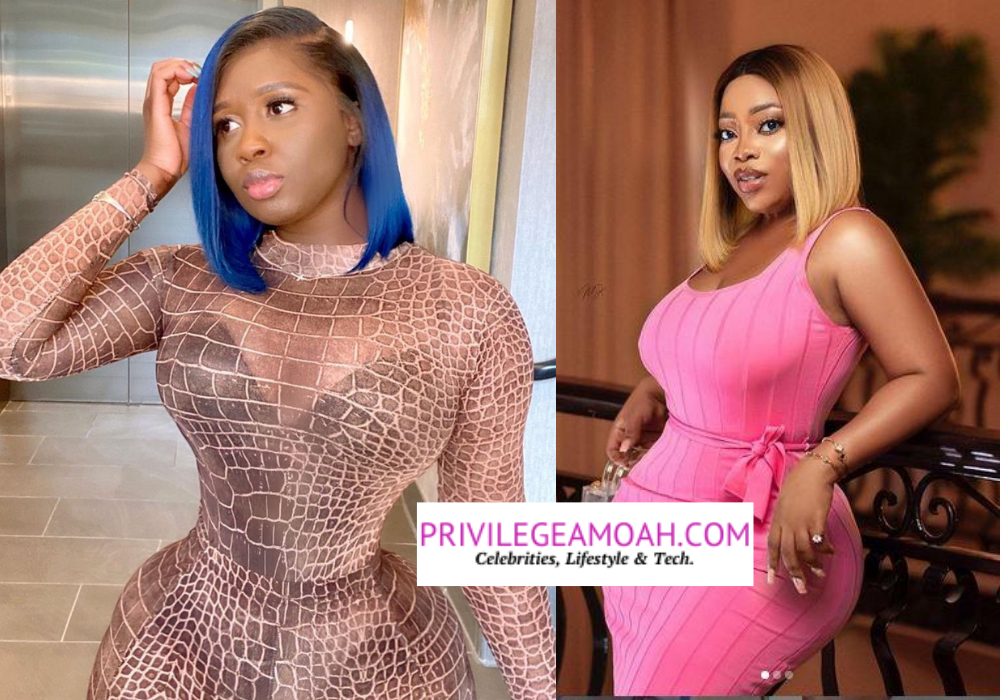 Anyone Saying A Rich Business Man Sponsors Moesha Boduong Is A Liar - Princess Shyngle Speaks Up In A Live Video
