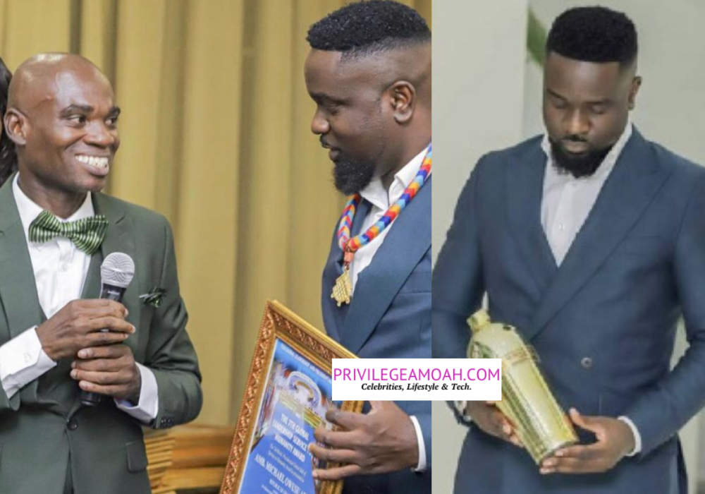 Sarkodie Breaks Silence On The Dr UN Awards Saga; 'It Is Worth It' (Watch Video)